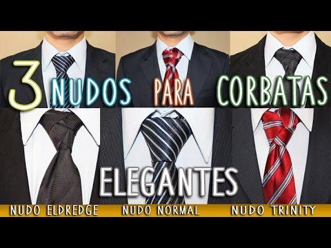 nudos de corbata modernos nudos de corbata elegante