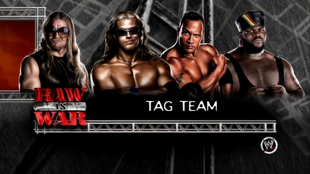Wwe 13 edge amp christian vs nation of domination raw is war 1 match 1
