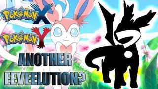 Pokemon X, Y, & Z SYLVEON REVEALS ★ANOTHER★ NEW