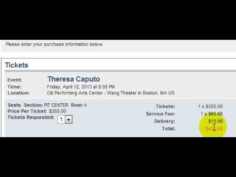 Appointment With Theresa Caputo