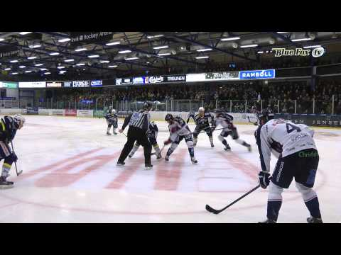 30-03-14 highlights Blue Fox - White Hawks