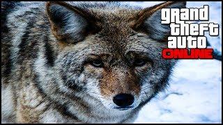 GTA 5 Mods PLAY AS ANIMAL MOD Wild Life Animal Mod For