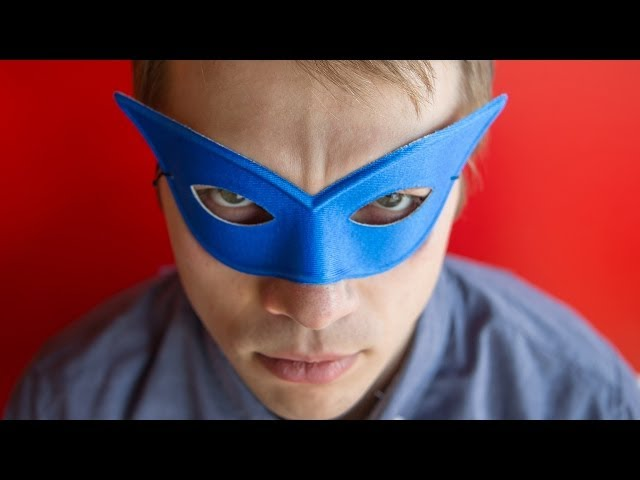 play video: Things Superheroes Do |That'd Be Creepy If You Did Them