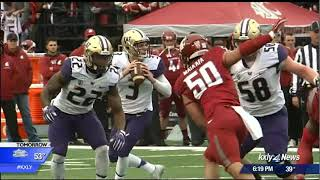 Cougs Prepare For Another Apple Cup