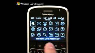 Cómo Instalar Windows Live Messenger (msn) En Tu BlackBerry