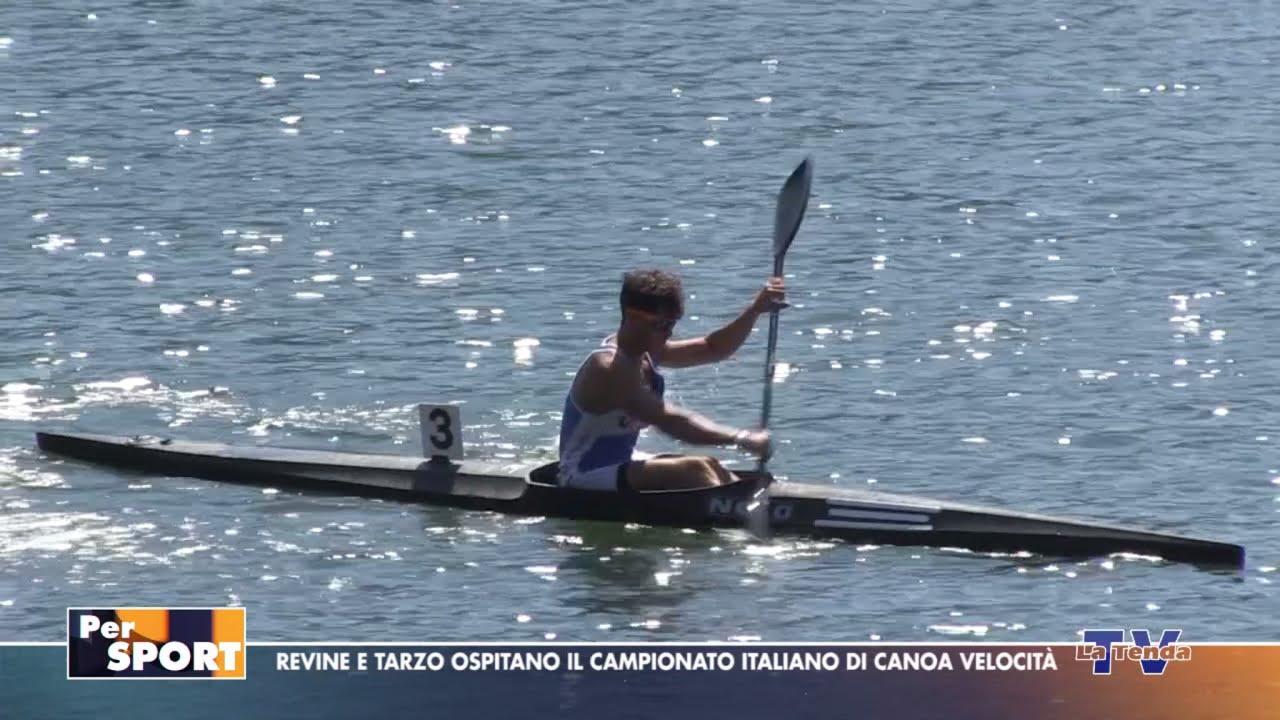 Per Sport - Revine e Tarzo ospitano il Campionato Italiano di Canoa Velocità