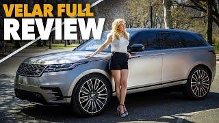 Range Rover Velar REVIEW. The BEST 2017 SUV ?