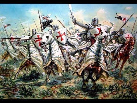 Quem eram os Cavaleiros templários?