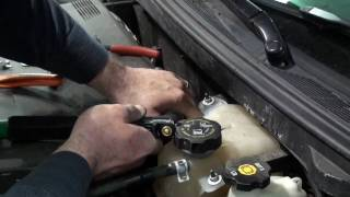 How To Flush Or Repair A Plugged Heater Core- East Lansing