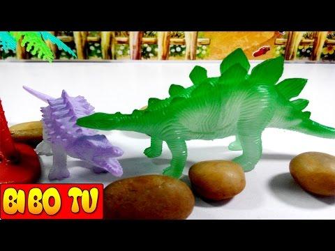 Dinosaur War | Trò Chơi Khủng Long Đại Chiến - Đồ Chơi Trẻ Em Cao Cấp Cho Bé Trai Rất Sáng Tạo