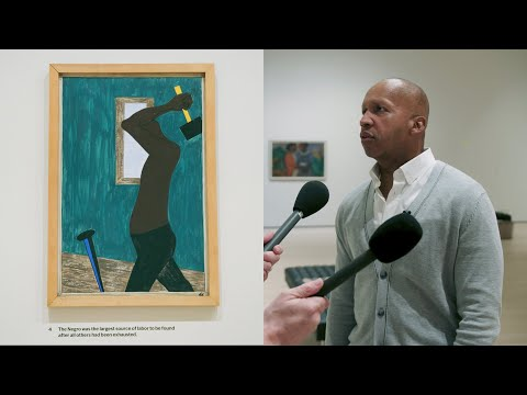 Bryan Stevenson | On the power of art to communicate justice | MoMA BBC | THE WAY I SEE IT
