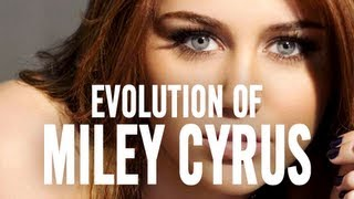 Miley Cyrus: The Evolution Of Miley