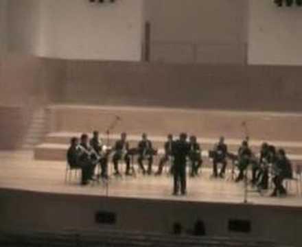 Ensemble Saxofones CSMD Islas Baleares.