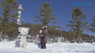 all-수호랑과-반다비의-눈싸움-snowball-fight-between-soohorang-bandabi