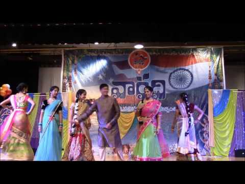 Vaaradhi Dasara & Deepavali Celebrations 2015 - Fashion Show