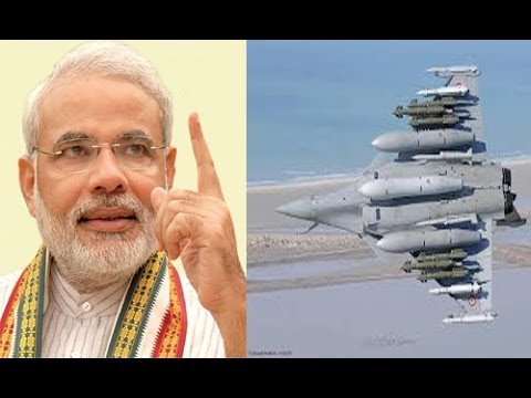 Narendra Modi First Deal : Deal for 126 combat aircraft floats as Rafale fighter