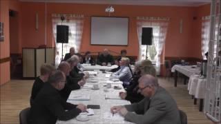 XXV Sesja Rady Miasta i Gminy Wleń odbyła się 15 grudnia 2016r. w świetlicy wiejskiej w Nielestnie.