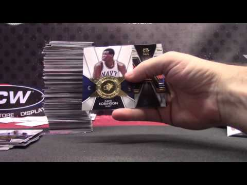Hai's 2014/15 Spx Basketball 5 Box Break