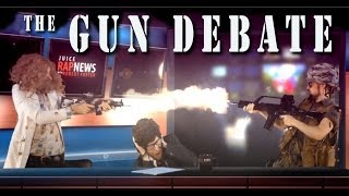 RAP NEWS 16: The Great Gun Debate