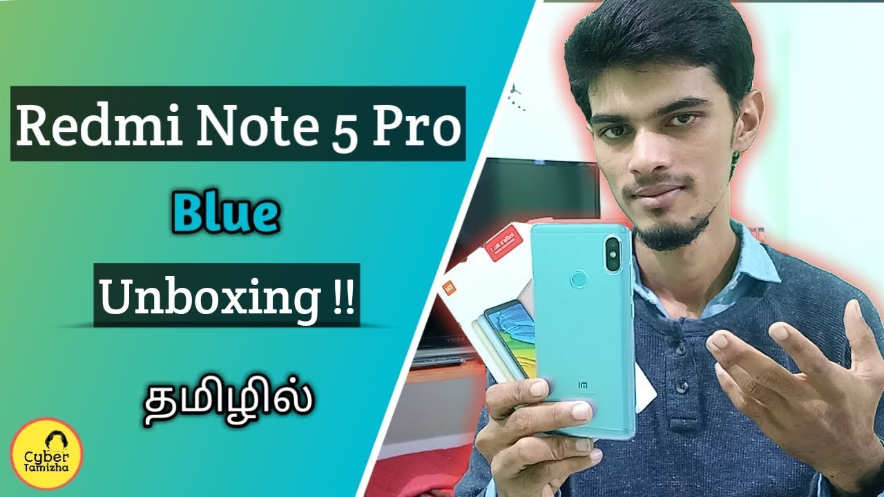 budget mobile 2018   Redmi Note 5 Pro Review   Redmi Note 5 Pro Unboxing   in Tamil