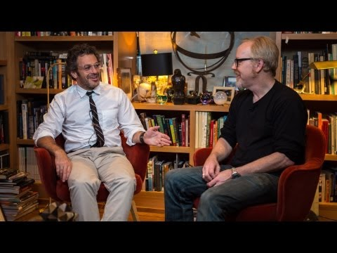 Adam Savage Interviews Tom Sachs - The Talking Room