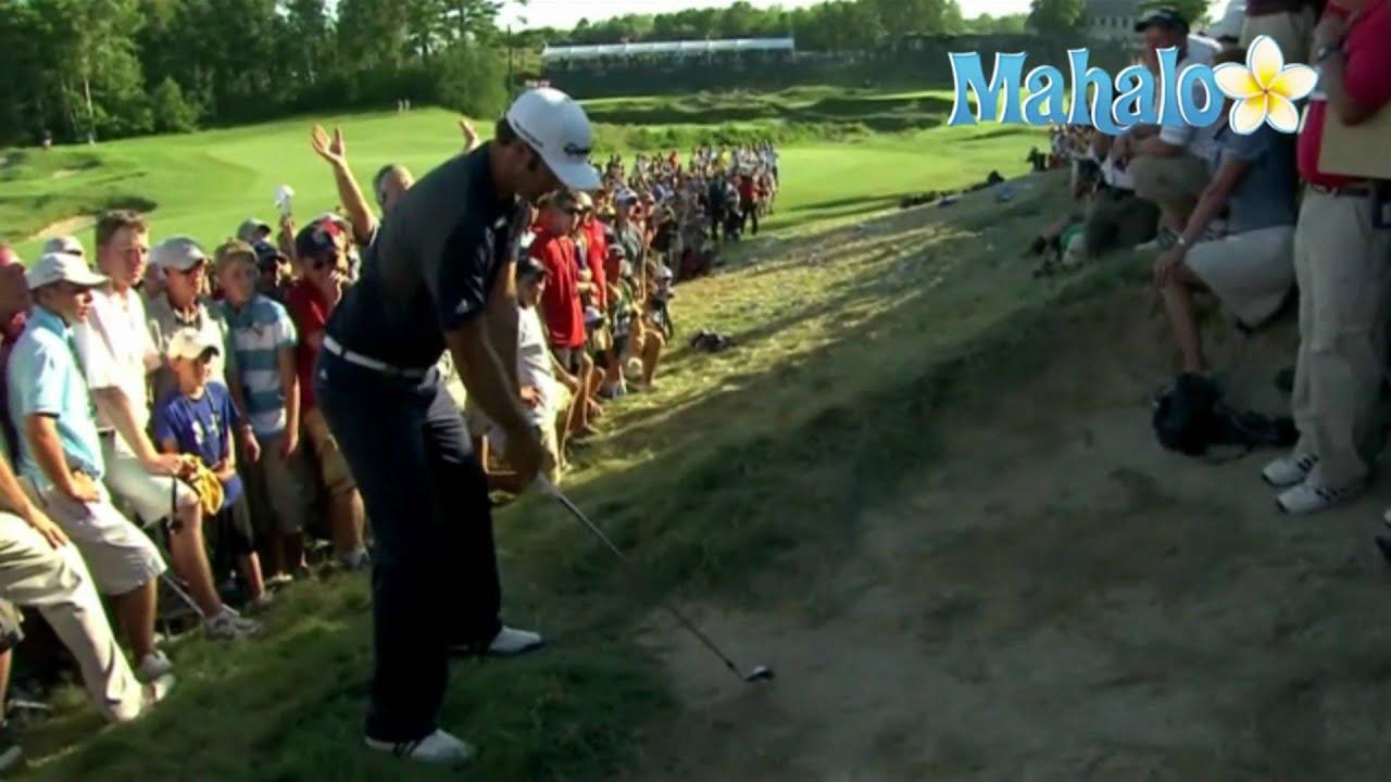 Rules: Bad Bunker Behavior - Golf Digest