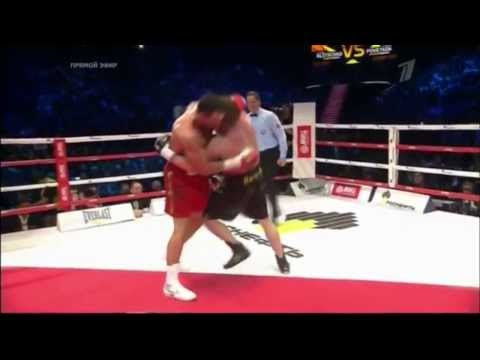 Поветкин vs кличко грязный бокс