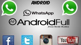 [OGWhatsapp] 2 Lineas Whatsapp En Tu Android [Android Full