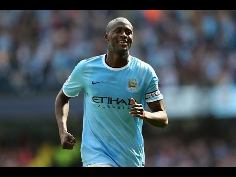 Yaya Touré - Playmaking compilation (HD) 720p