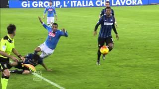 Napoli-Inter  2-1 -14a Giornata Serie A TIM 15/16 - Highlights