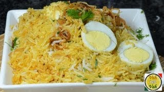 Street Food Egg Biryani Fried Rice..