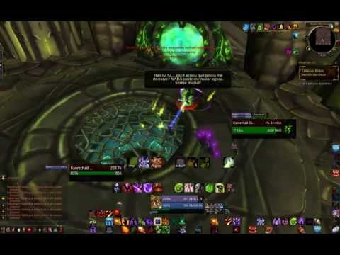 Green Fire para Warlock WOW - Servidor Azralon BR - By Darkus