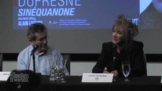 Diane Dufresne - Conférence de presse 2010 (French)