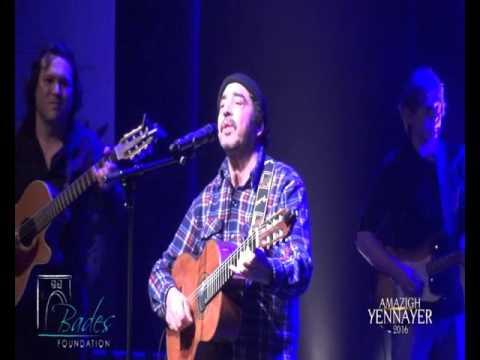 Walid Mimoun Dchar inu Bades Amazigh Yennayer 2016 Bades Foundation  Bades Foundation