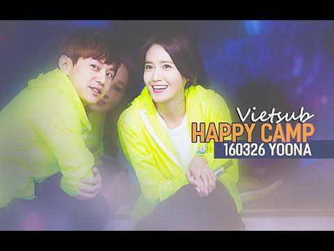 [YoonaVN][Vietsub] 160326 Happy Camp - Yoona