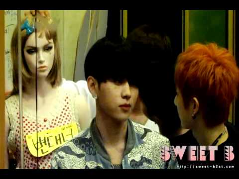 [FANCAM] 110520 BEAST (Yoseob's focused) @ Sukira #2