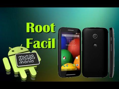 Root Motorola Moto E DS y Moto E + TWRP - Muy facil en 5 Minutos