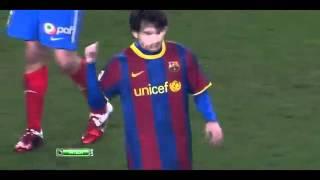 Messi'nin (2006-2011) En İyi Golleri !