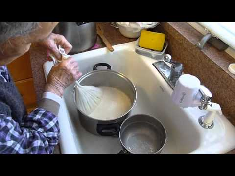 How to make Soy Bean Milk - All Natural Soymilk (HD)
