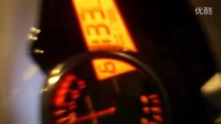 Top Speed Suzuki Inazuma GW 250.flv