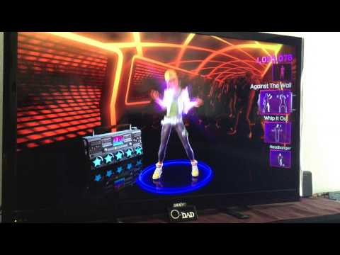 Dance central 2 ~ Whip my Hair ~ 5 gold stars ~ 100% Flawless run