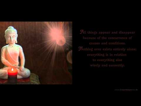 Buddha Quotes - Inspirational - Music for Yoga, Relaxation, Meditation & Sleep