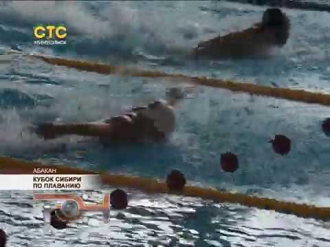 Кубок Сибири по плаванию