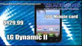 TracFone LG Dynamic II