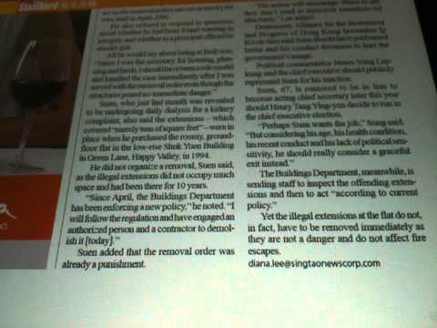 The standard News 2011-5-25
