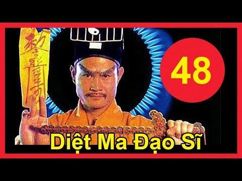 Phim Ma Cương Thi (Lâm Chánh Anh) Diệt Ma Hiệp Đạo Sĩ | Tập 48