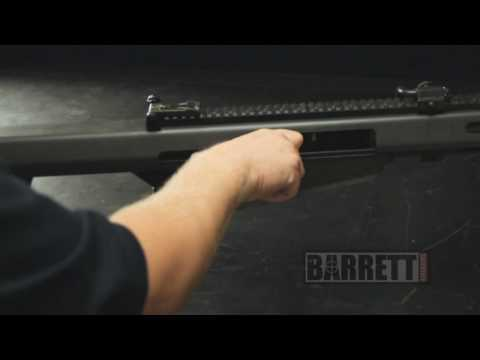 Barrett M82A1 Tutorial Part I