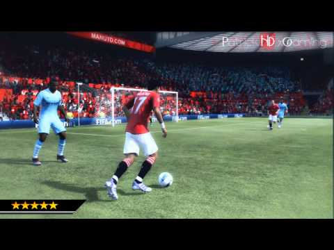 Fifa 12 | Skills Guide | Elastico Chop Tutorial | + Controller Animation | HD