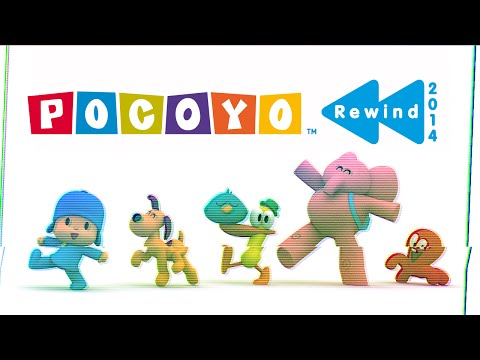 POCOYO YOUTUBE REWIND 2014