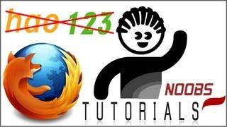 Como Desinstalar / Tirar / Remover O Hao123 Do Mozilla